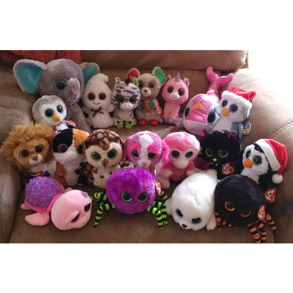 7371fb38534 Beanie Boos for under  3 - Cheap!