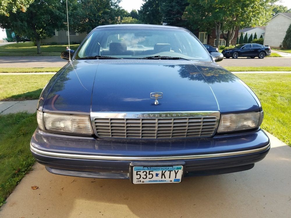 Chevy Caprice for under $700 - Cheap!