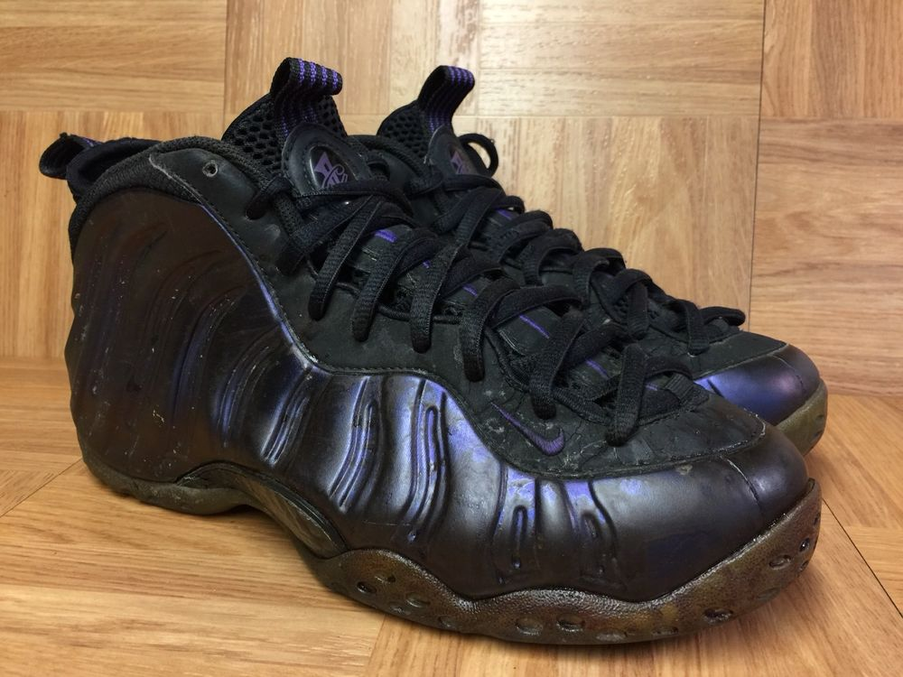 AuthentKicks Nike Air Foamposite One Metallic Gold